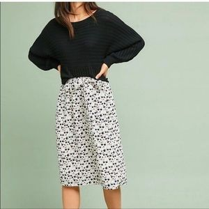 Anthropologie Porridge Getaway Skirt -Rare